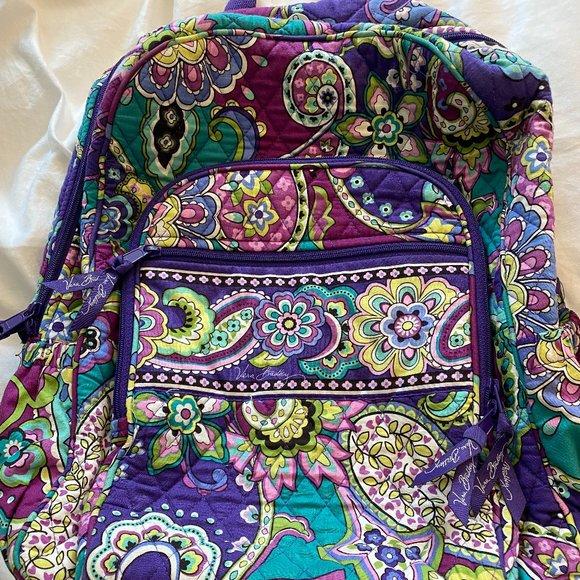 Vera Bradley Heather Backpack